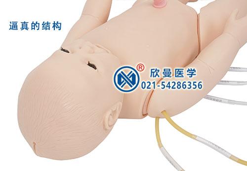 新生儿心肺复苏模型