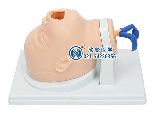XM-XS3新生儿气管插管模型