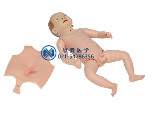 新生儿气管切开护理模型