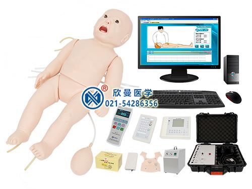 XM/ACLS1600高智能数字化婴儿综合急救技能训练系统