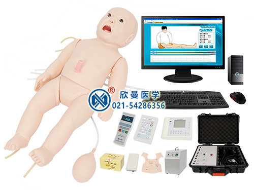 XM/ACLS1500高智能数字化新生儿综合急救技能训练系统