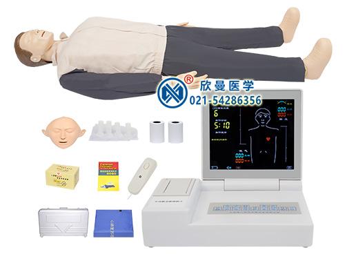 XM/CPR680全功能急救模拟人