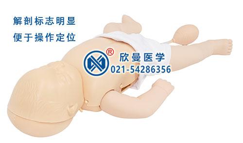 新生儿心肺复苏人体模型