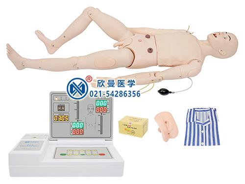高级成人护理及CPR模型人