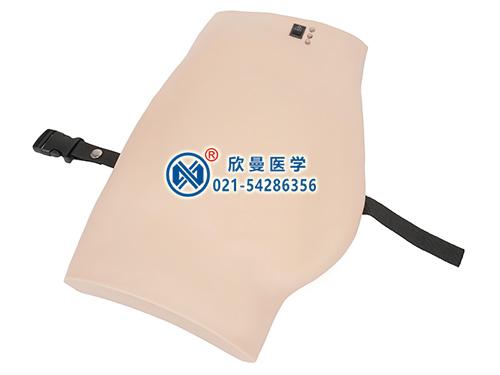 XM-DTB着装式臀部肌肉注射外套,电子臀部注射训练模型