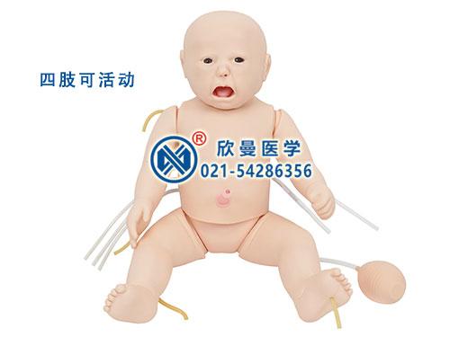 新生儿心肺复苏模型四肢可活动