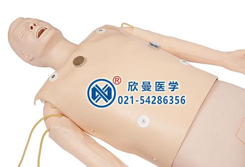 气管插管、除颤起搏