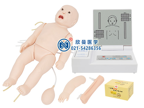 XM/CPR152婴儿心肺复苏模型