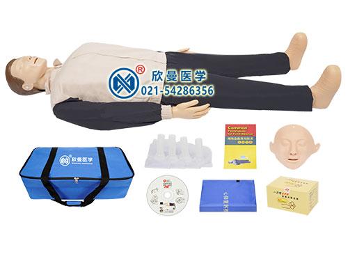XM/CPR480S心肺复苏模拟人,心肺复苏人体模型