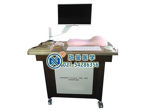 XM-YT01高智能数字—体化脉象针刺推拿体质辨识问诊教学测定系统