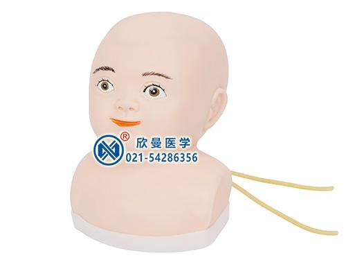 XM-T1婴儿头部综合静脉穿刺训练模型,小儿头皮针模型,婴儿头部静脉穿刺模型