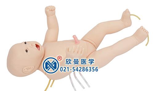 新生儿复苏模型四肢可活动