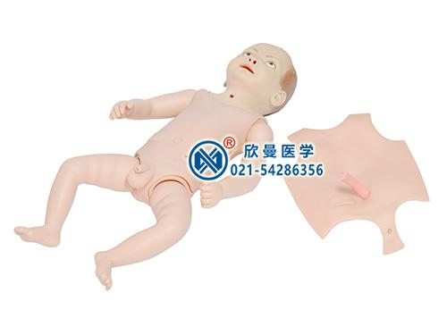 XM-QG1儿童气管切开护理模型,儿童气管切开模型