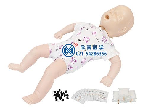 XM/CPR140婴儿梗塞模型,婴儿气道阻塞及CPR模型,幼儿窒息模型