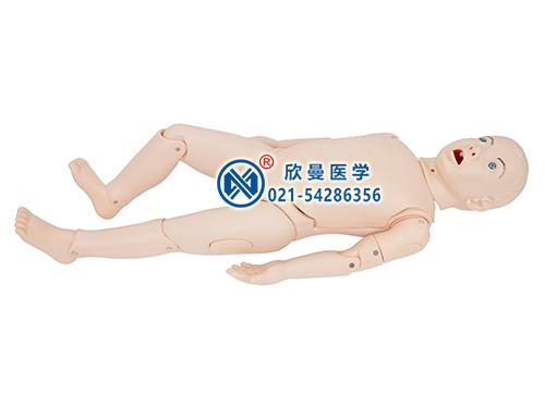 XM-RFC儿童腹腔穿刺训练模型,小儿腹穿模型