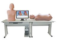 智能化网络版多媒体胸腹部检查综合教学系统(教师机)
