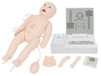 全功能新生儿高级模拟人(急救+护理+听诊)