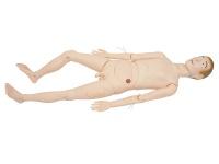 脊柱损伤搬运考核指导仿真标准化病人模型