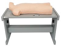 肝脓肿穿刺与胸腔穿刺训练模型,电子标准化病人