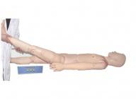 腰椎间盘突出症检查训练仿真电子标准化病人模型