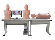 智能化网络版多媒体胸腹部检查综合教学系统(学生机)