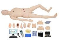 高智能数字网络化ICU综合护理技能训练系统(教师机)