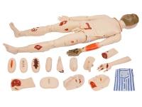 高级全功能创伤模型(全功能创伤模拟人)