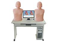 网络智能化心肺(胸部)检查教学系统(学生机)